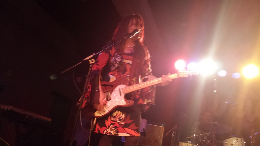 Antone's - Carolyn Wonderland performs.