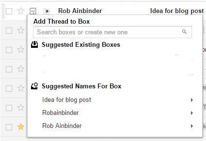 adding an email thread to a box- i-streak-crm1