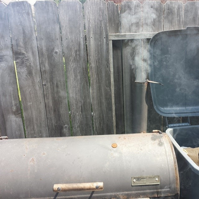 July 2014 - Last cook in my pit