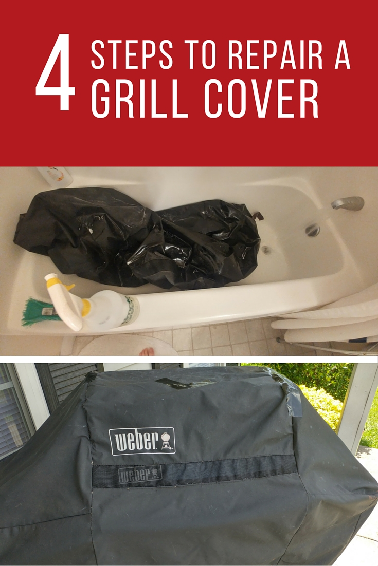 How to Repair a Grill Cover