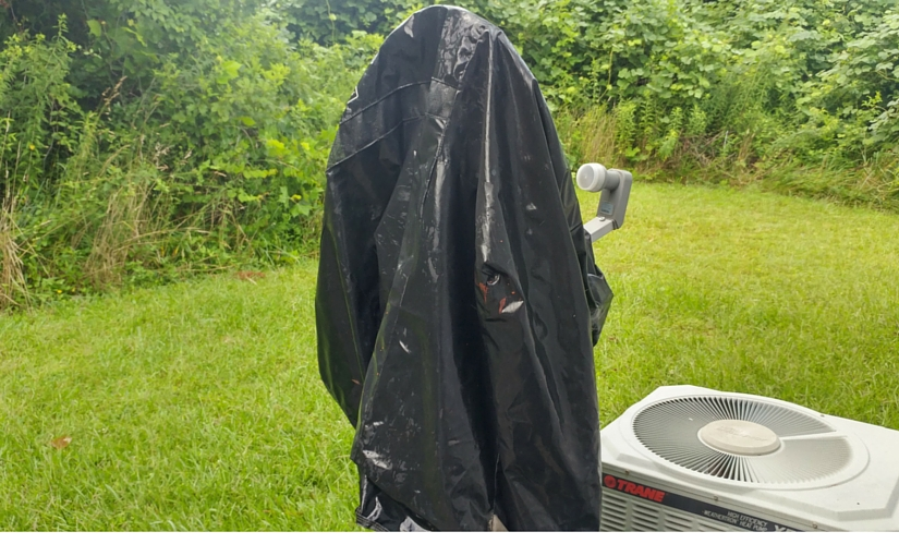 grill-cover-repair-drying