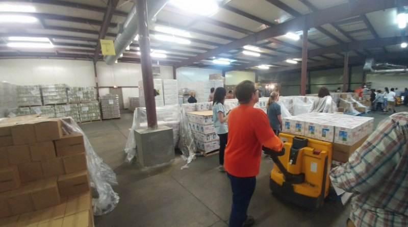 Second Harvest Food Bank NWNC Warehouse