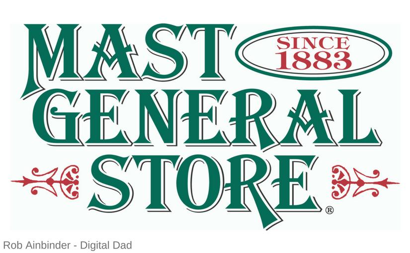 mast general store winston salem