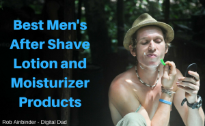 Best Mens After Shave Lotion and Moisturizer Products
