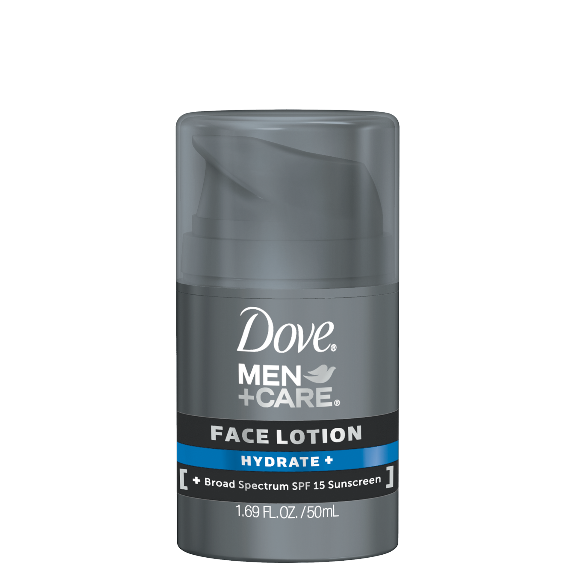 Dove men care face lotion SPF15