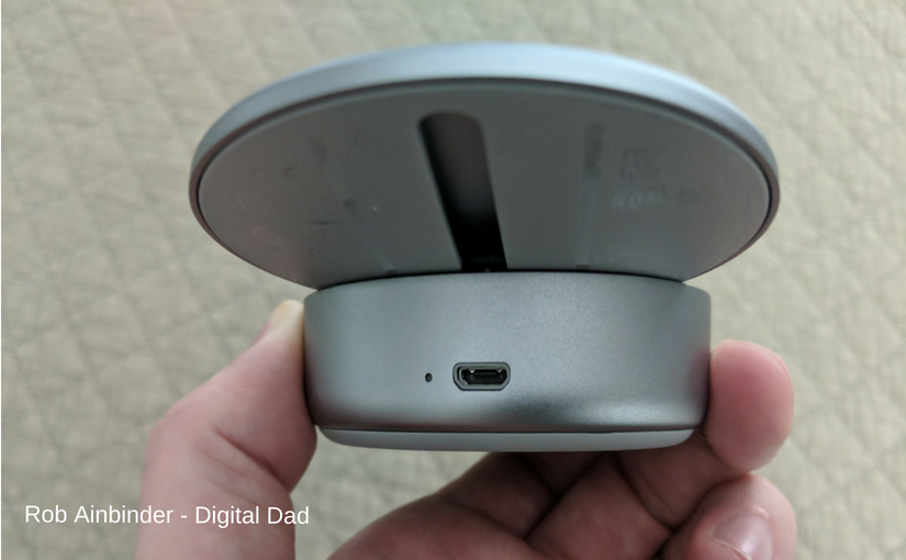 Bose sleepbuds charging port